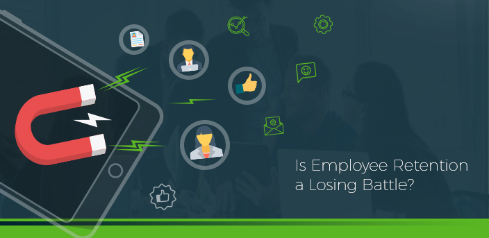 Don't lose the battle on Employee Retention. Turn to People Analytics.